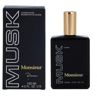 Houbigant Monsieur Musk água de colónia para homens
