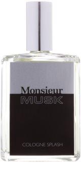 Houbigant Monsieur Musk loción after shave para hombre 120 ml
