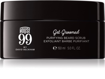 House 99 Get Groomed Beard Scrub 3 in 1