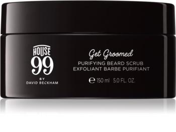 House 99 Get Groomed gel de curățat pentru barbă 3 in 1