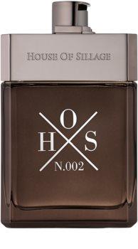 House of Sillage Hos N.002 perfume para homens 75 ml