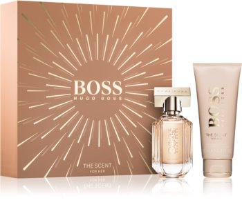Hugo Boss BOSS The Scent Gift Set VIII. for Women