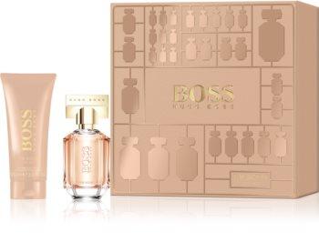 Hugo Boss Boss The Scent Geschenkset XVII. für Damen