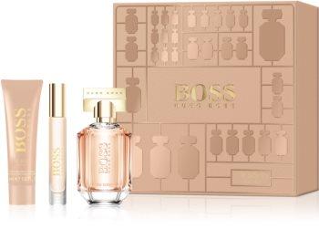 Hugo Boss Boss The Scent dárková sada pro ženy