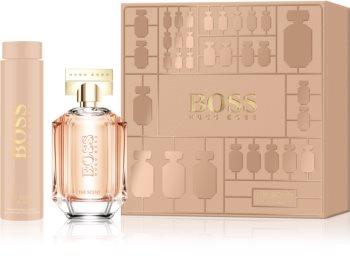 Hugo Boss Boss The Scent Presentförpackning XVI. för Kvinnor