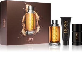 hugo boss the scent set