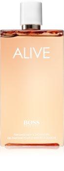 Hugo Boss BOSS Alive sprchový a kúpeľový gél pre ženy