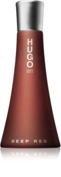 Hugo Boss HUGO Deep Red woda perfumowana dla kobiet
