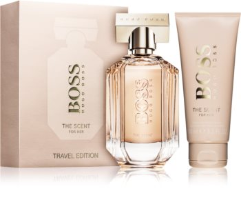 Hugo Boss BOSS The Scent set cadou IV. pentru femei
