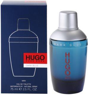 Hugo Boss Hugo Dark Blue eau de toilette para hombre 75 ml