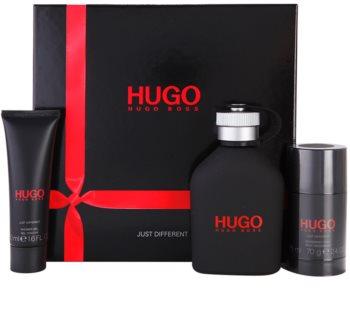 Hugo Boss Hugo Just Different coffret VII.