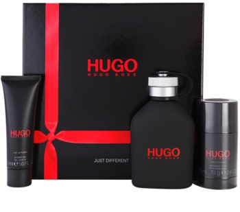Hugo Boss Hugo Just Different lote de regalo VII.