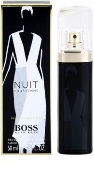 Hugo Boss Boss Nuit Runway Edition Eau de Parfum para mulheres 50 ml