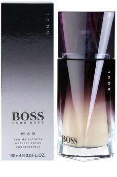 Hugo Boss Boss Soul eau de toilette para homens 90 ml