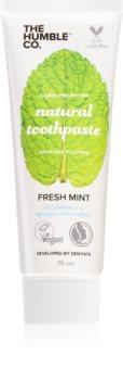 The Humble Co. Natural Toothpaste Fresh Mint pastă de dinți naturală