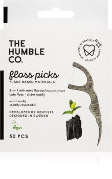 The Humble Co. Floss Picks Dental-Zahnstocher