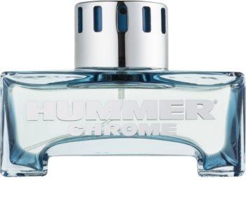 Hummer Chrome Eau de Toilette pentru bărbați