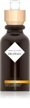 I Coloniali Age Recover Reinigungsöl für das Gesicht mit feuchtigkeitsspendender Wirkung