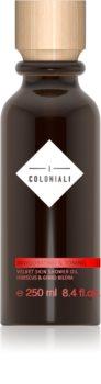 I Coloniali Invigorating & Toning huile de douche douce