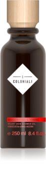 I Coloniali Invigorating & Toning olio doccia delicato