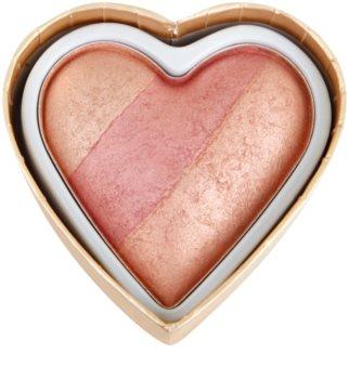 I Heart Revolution Blushing Hearts lícenka