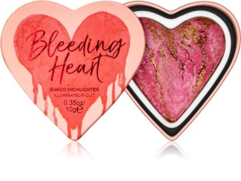 I Heart Revolution Bleeding Heart Baked Highlighter