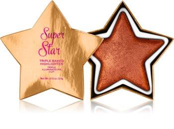 I Heart Revolution Star of the Show zapečený rozjasňovač