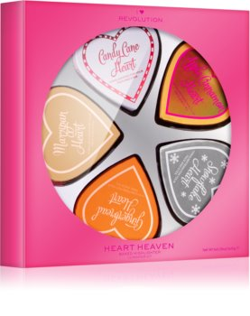 I Heart Revolution I Heart Heaven Gift Set (with Brightening Effect) for Women