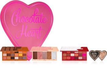 I Heart Revolution Chocolate lote cosmético para mujer