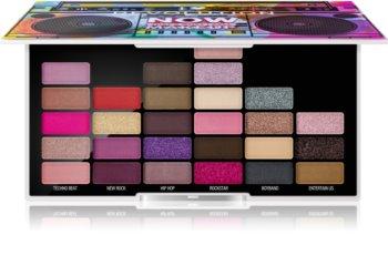 I Heart Revolution NOW That's What I Call Makeup szemhéjfesték paletta