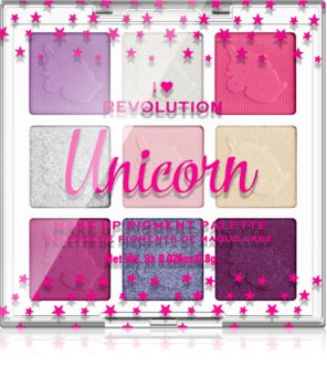 I Heart Revolution Unicorn paletka očních stínů
