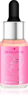 I Heart Revolution Angel Glow flüssiger Aufheller