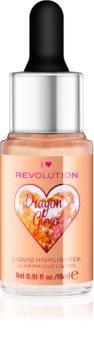 I Heart Revolution Dragons Glow Liquid Highlighter