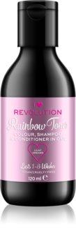 I Heart Revolution Rainbow Shots vymývajúci šampón na vlasy