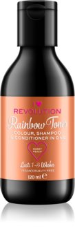 I Heart Revolution Rainbow Shots șampon spălare pentru păr