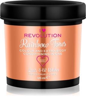 I Heart Revolution Rainbow Tones Culoare temporară pentru păr