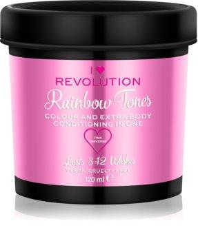 I Heart Revolution Rainbow Tones couleur temporaire pour cheveux