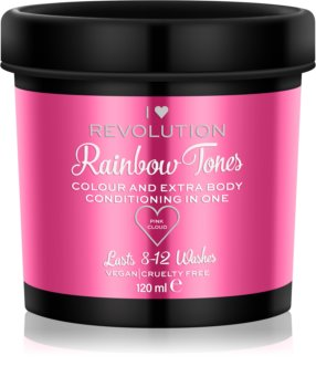 I Heart Revolution Rainbow Tones тимчасова фарба для волосся для волосся