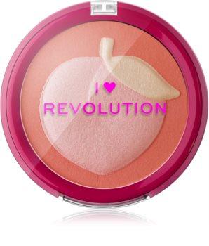 I Heart Revolution Fruity blush compact
