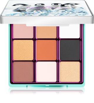 I Heart Revolution Snow Globe Eyeshadow Palette