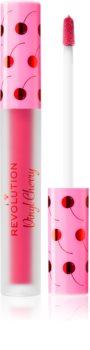 I Heart Revolution Vinyl Cherry ruj de buze lichid