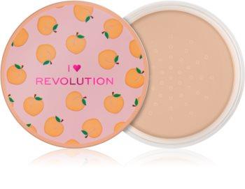 I Heart Revolution Baking Powder lágy púder