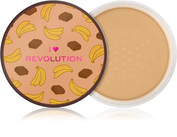 I Heart Revolution Baking Powder feiner Puder