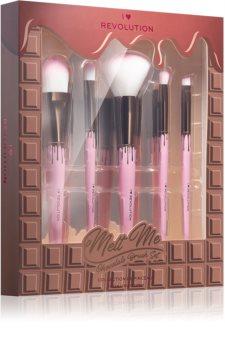 I Heart Revolution Chocolate kit de pinceaux