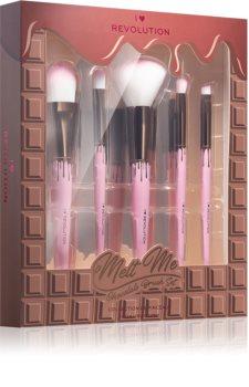 I Heart Revolution Chocolate Pinselset