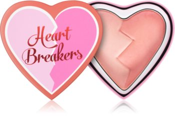 I Heart Revolution Heartbreakers blush effet mat