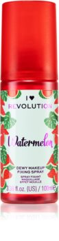 I Heart Revolution Fixing Spray rozświetlający spray utrwalający