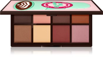 I Heart Revolution Tasty Mini paletă cu farduri de ochi