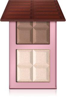 I Heart Revolution Chocolate palette contouring