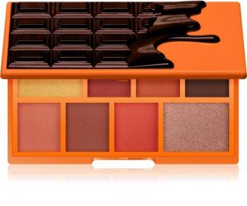 I Heart Revolution Mini Chocolate paleta očních stínů